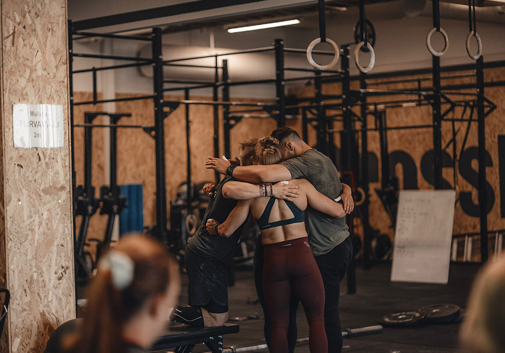 Gymnation From the Port CrossFit Games 2021