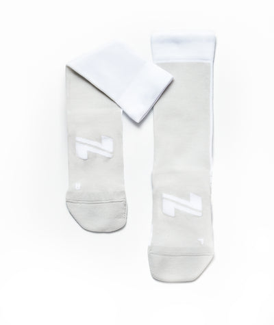 light grey performance-training-socks-high