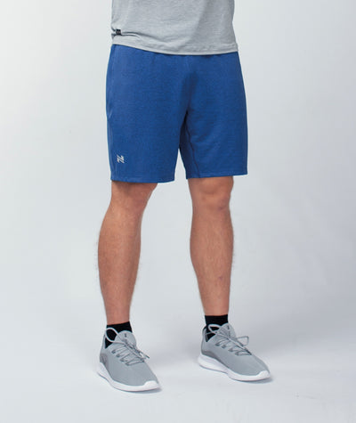 blue men-s-training-shorts
