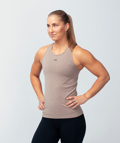 beige women-s-training-tank-top