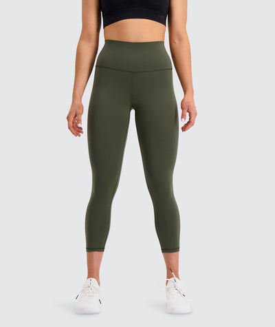7/8 training tights#army_green