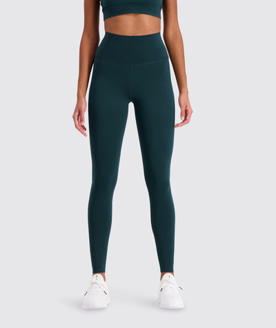 training tights for tall women#forest_green