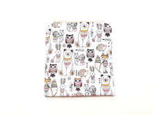 Load image into Gallery viewer, Boho Animals Reusable Food Safe Pouch