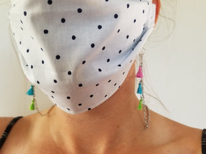 Tassel 2 Mask Chain