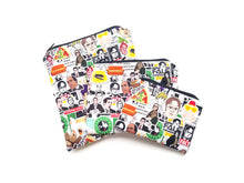 Load image into Gallery viewer, The Office & Friends Mashup Reusable Food Safe Pouch