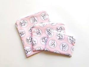 Piglet Reusable Food Safe Pouch