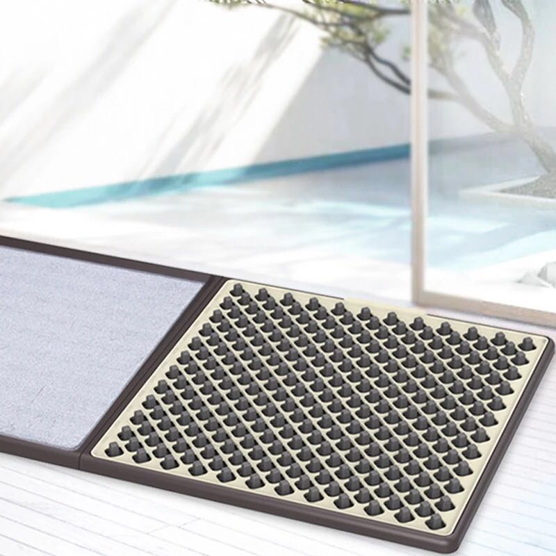 Greenspan Shoes Disinfection Mat