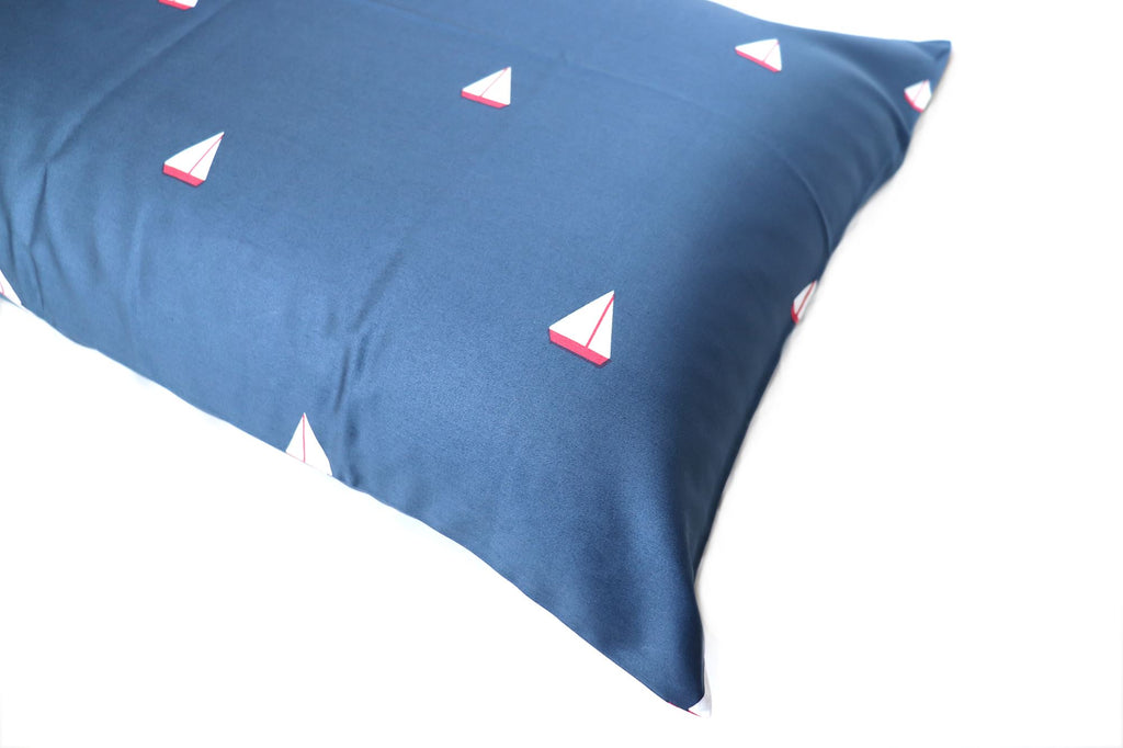 Additional Pillow Cases - Sailboats (two per package)