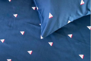 SHEET SET - SAILBOATS