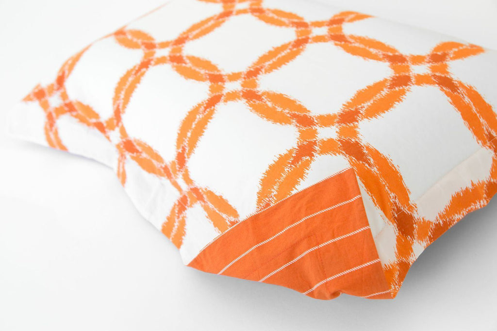 PILLOW SHAM - Burst (one per package)