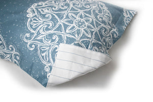 PILLOW SHAM - Medallions (one per package)
