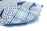PILLOW SHAM - Nautical Ropes (one per package)