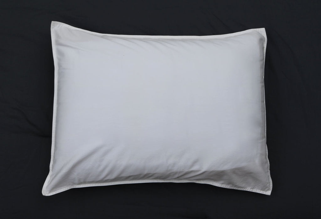 PILLOW SHAM - Solid White (one per package)