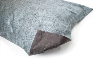 PILLOW SHAM - Vintage Paisley (one per package)