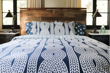 NAUTICAL ROPES - COMFORTER
