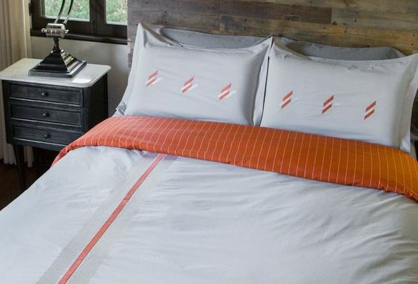 VERTICAL STRIPE - DUVET COVER