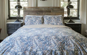 THE PAINTED PAISLEY - DUVET COVER