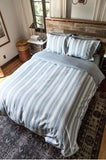 SANTA BARBARA CHARCOAL - DUVET COVER
