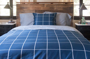 WINDOWPANE - DUVET COVER
