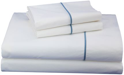 SHEET SET - EMBROIDERED