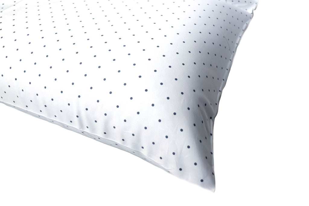 Additional Pillow Cases - Dots-Slate (two per package)