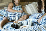 SHEET SET - GINGHAM