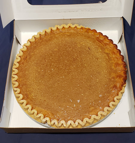 "Pumpkin Custard Pie (10"")"