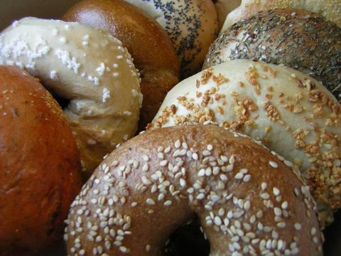 Assorted Bagels (Dozen)