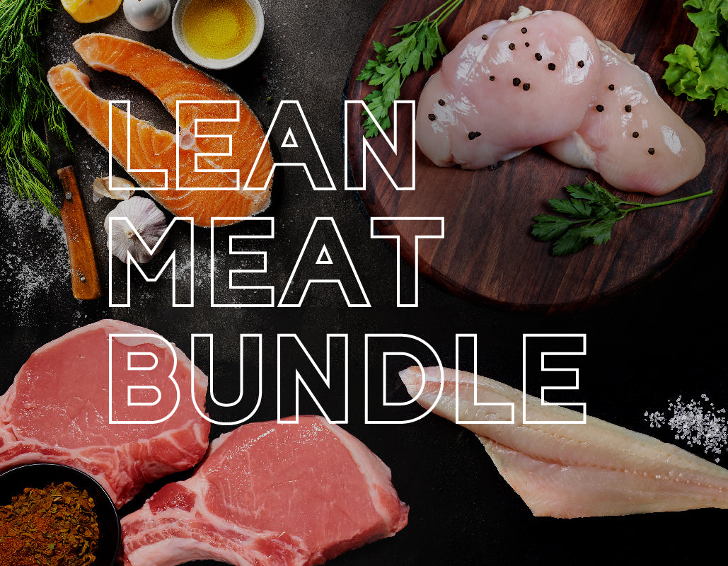 Lean Protein Meat Bundle
