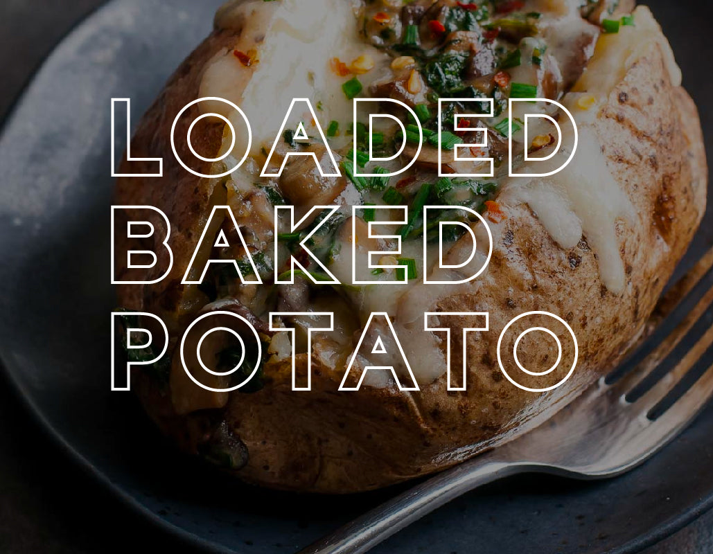 Loaded Baked Potato - Recipe Bundle