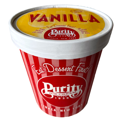 Vanilla Ice Cream (1 quart)
