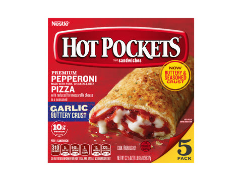 Hot Pocket Pepperoni Pizza  24/4 oz.