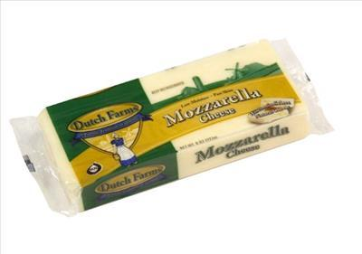 Mozzarella Cheese (8 oz)