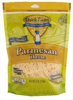Shredded Parmesan Cheese (6 oz)