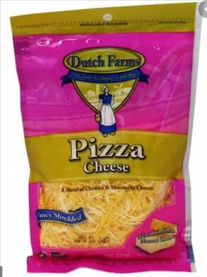 Shredded Pizza Cheese Blend (8 oz)