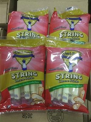Mozzarella String Cheese (8 oz)