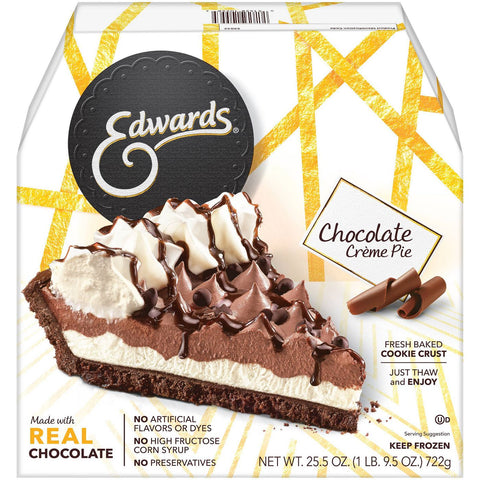 Chocolate Creme Pie (25.5 oz)