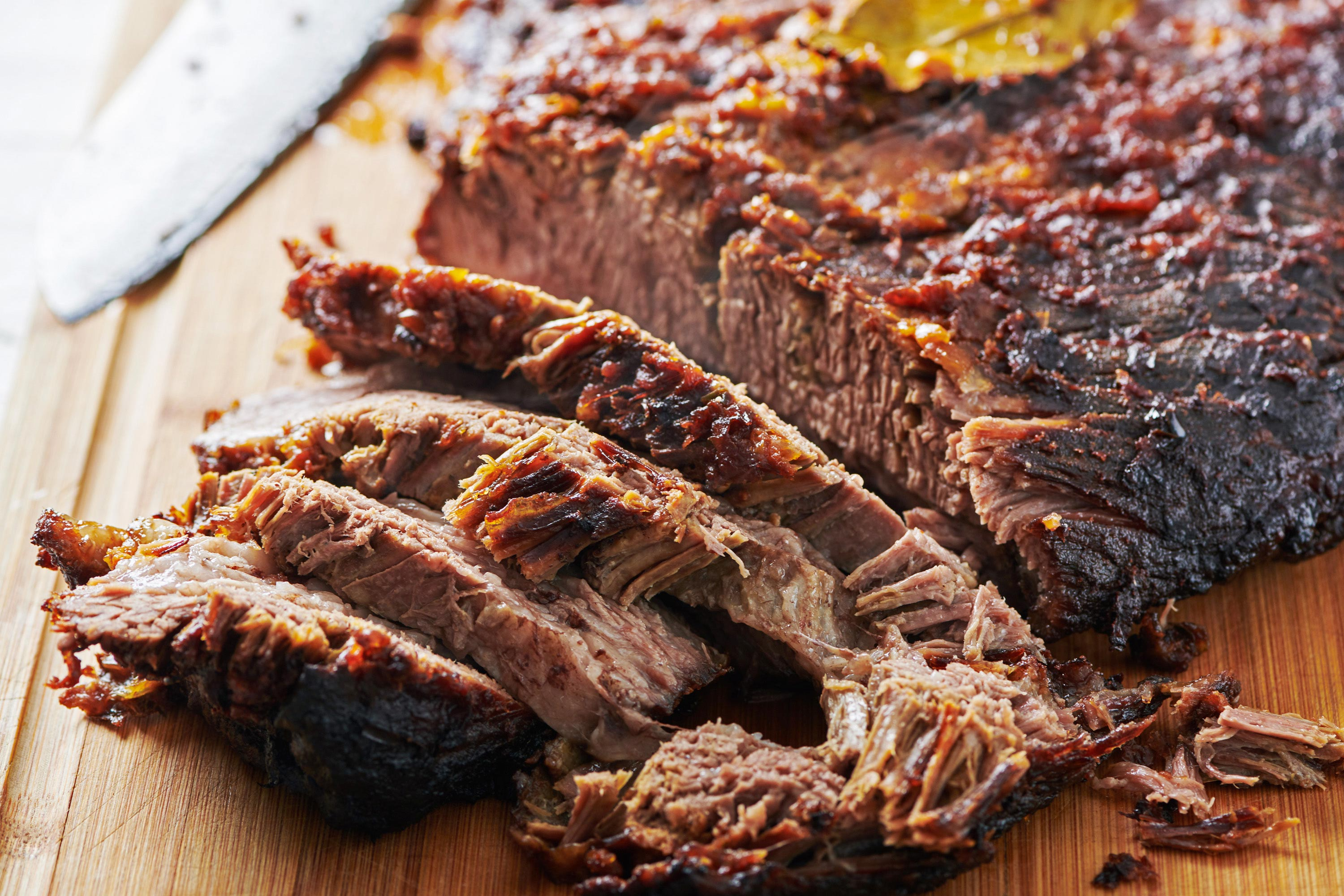 Organic Beef: Brisket (1/4 1/2 or whole)