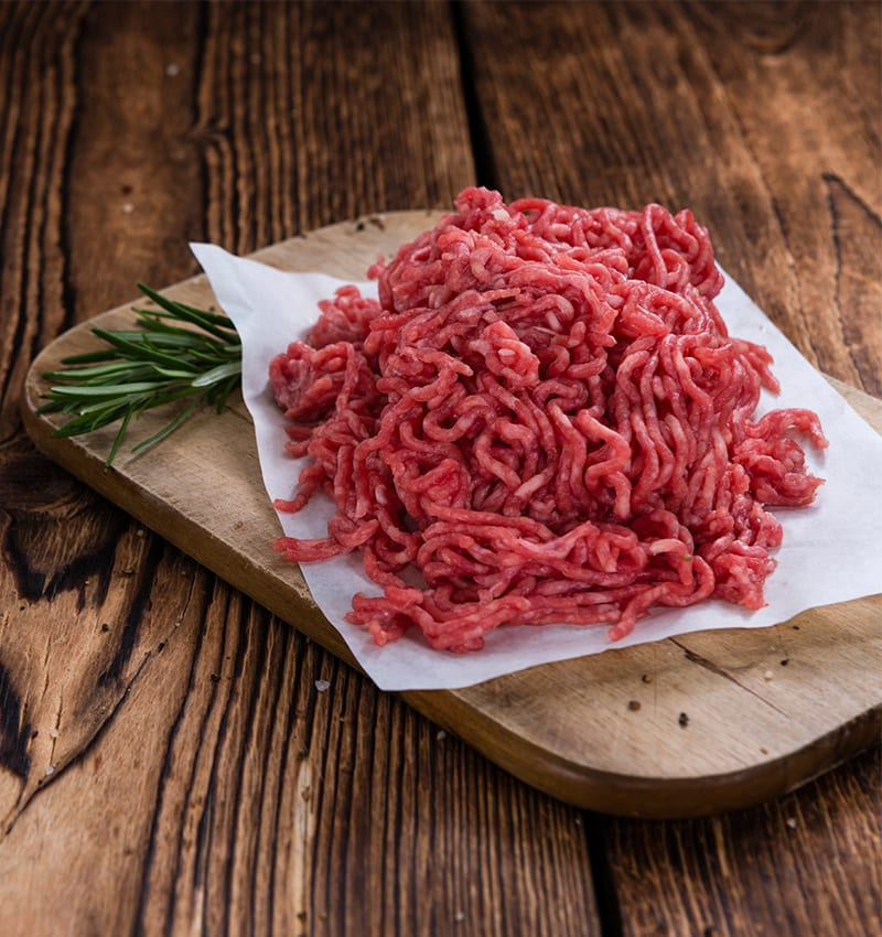 Organic Beef: Lean Ground Beef (at least 90% lean) (1 lb)