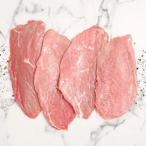 "Organic Veal Cutlets (Boneless 1/4"" thick) [Limited Availability]"