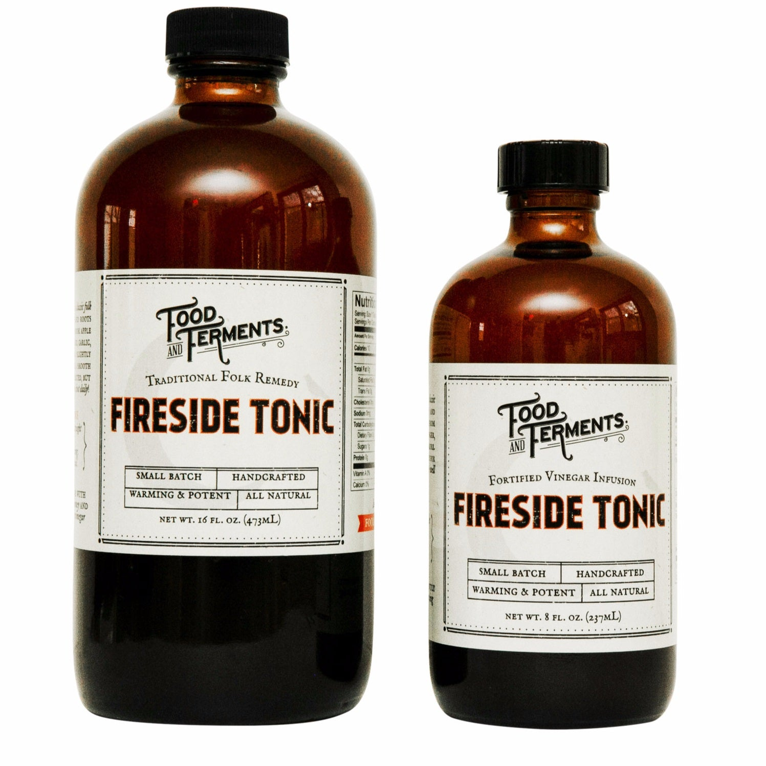 Fireside Tonic (8oz)