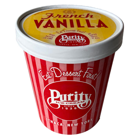 French Vanilla Ice Cream (1 quart)