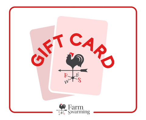 Farm Swarming Gift Card