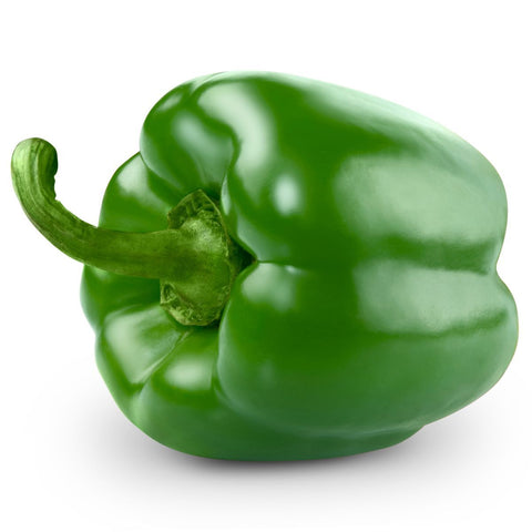 Green Peppers, Extra Large