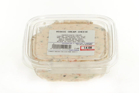 Veggie Cream Cheese (8 oz.)