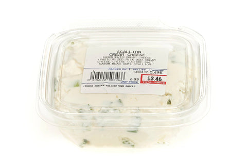 Scallion Cream Cheese (8oz.)