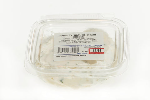 Parsley Garlic Cream Cheese (8 oz.)