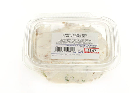 Bacon Scallion Cream Cheese (8 oz.)