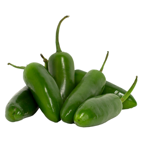 Jalapeño Peppers (6 ct avg)