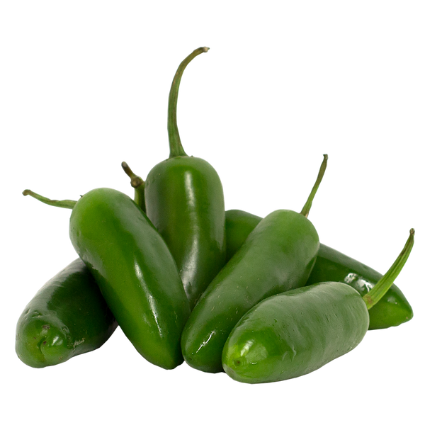 Jalapeño Peppers (avg. 1 lb)
